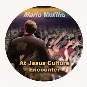 At the Jesus Culture Encounter