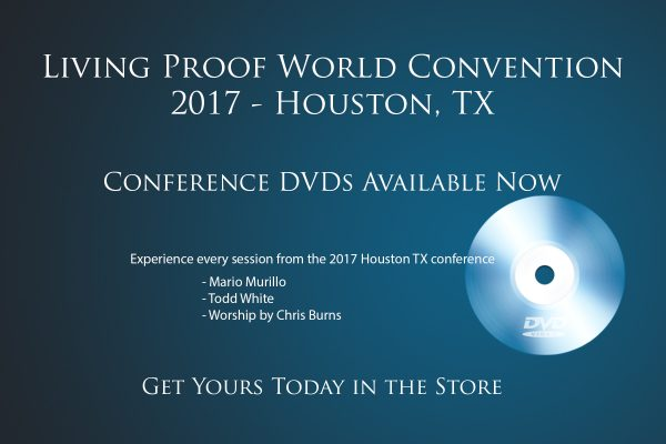 Living Proof World Convention DVD