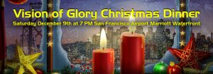 San Francisco Christmas Dinner @ San Francisco Airport Marriott Waterfront | Burlingame | California | United States